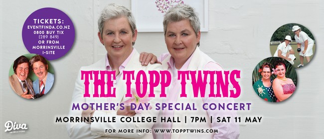 The Topp Twins Mothers Day Special