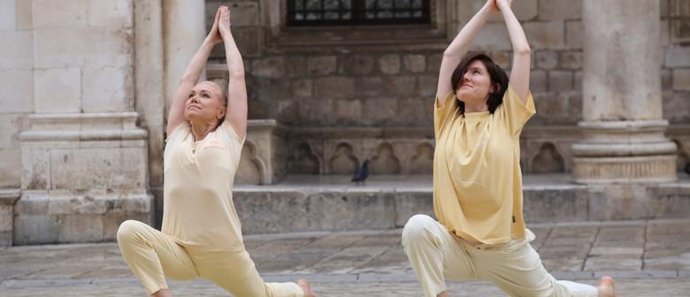 Yoga Class for Advanced - Level 2 - 4