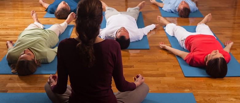 Yoga Nidra - Pranayam - Meditation