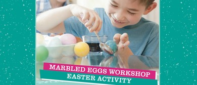 Marbled Eggs Workshop - Easter Activity