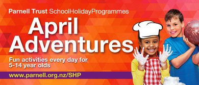 Inflatable Party - Parnell Trust Holiday Programme
