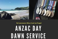 Image for event: Whangaroa ANZAC Day Dawn Service