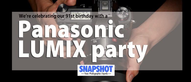 Panasonic Lumix Party