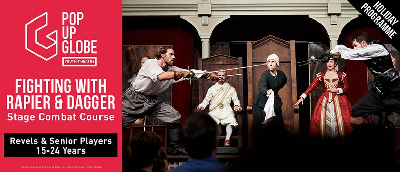 Fighting with Rapier & Dagger Stage Combat Holiday Programme