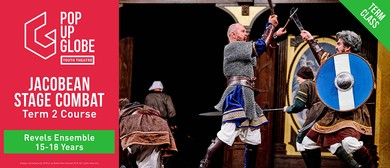 Jacobean Stage Combat: Term 2 Course