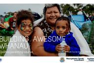 Image for event: Building Awesome Whānau