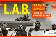 Image for event: L.A.B.: SOLD OUT