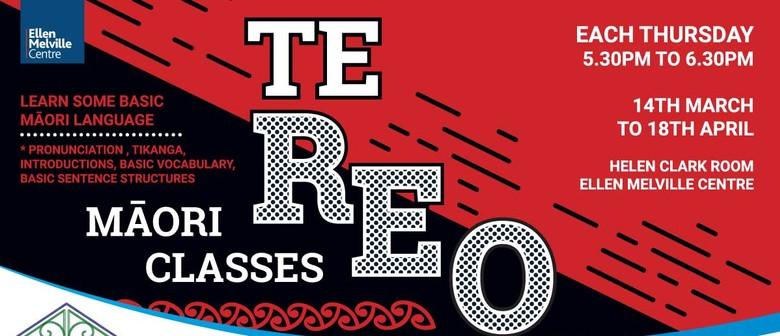 Te Reo Māori Classes