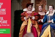 Image for event: Playful Shakespeare: Term 2 Acting Course: SOLD OUT
