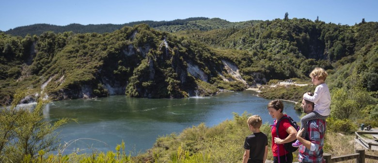 Geothermal Family Guided Tours