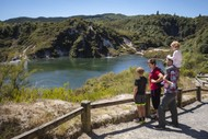 Image for event: Geothermal Family Guided Tours