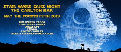 Star Wars Quiz Night - May the...Fifth