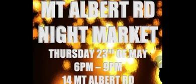 Mt Albert Rd Night Market