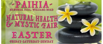 Paihia Natural Health & Mystic Fair