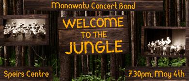 Welcome To The Jungle (Manawatu Concert Band)