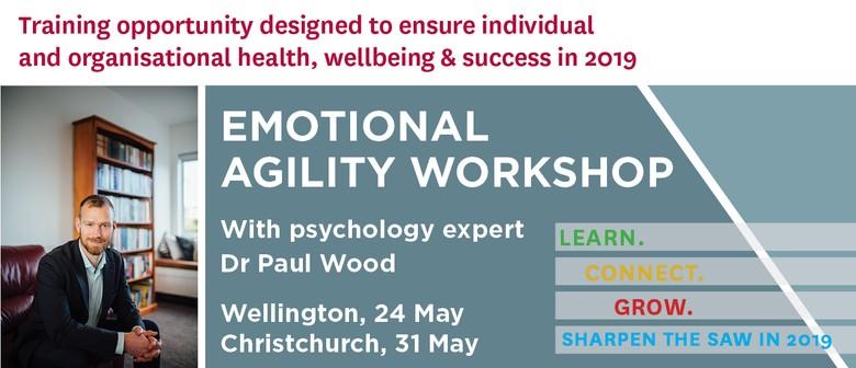 Emotional Agility Workshop - Dr Paul Wood