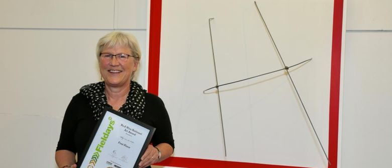2019 Fieldays No.8 Wire National Art Award