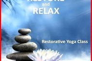 Yoga for Health: Restore & Relax Class
