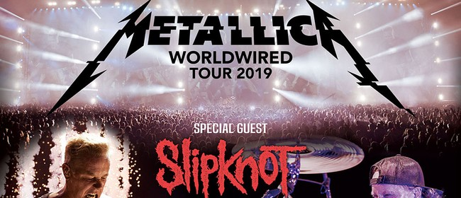 Metallica: POSTPONED