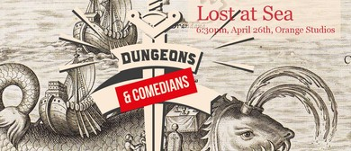 Dungeons & Comedians: Lost at Sea