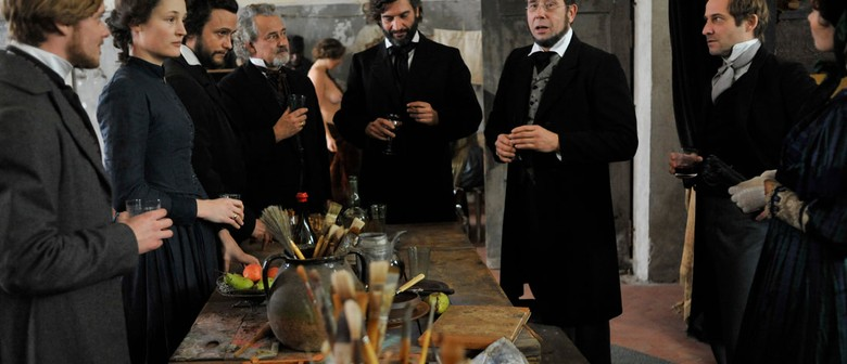 Timaru Film Society: The Young Karl Marx