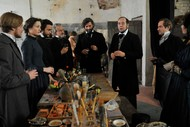 Image for event: Timaru Film Society: The Young Karl Marx