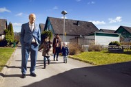 Image for event: Timaru Film Society: A Man Called Ove