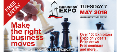 Wellington Region Business Expo 2019