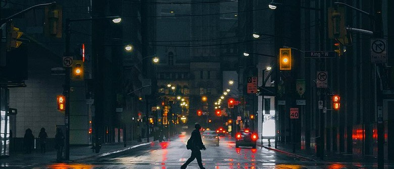 Night Photography: In the Dark