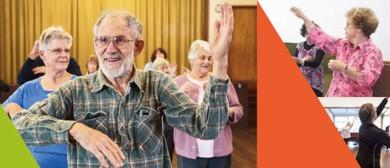 Seniors Dance Company: Bookends