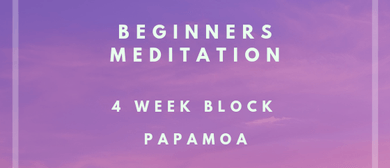 Beginners Meditation - 4 Week Block