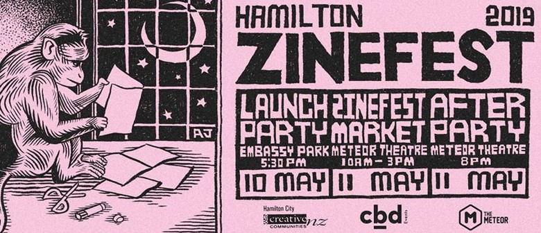 Hamilton Zinefest & After Party