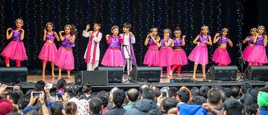 Bollywood Beginners Kids Dance Class