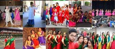 Step 2 Bollywood Dance Class