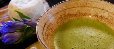 Explore Japanese Tea-tasting Workshop with Chiwako Hoshin
