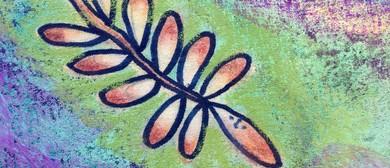 Educators' Art Development: Botanical Banner