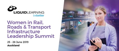 Women In Rail, Roads & Transport Infrastructure Summit