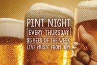 Image for event: Pint Night
