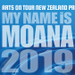 My Name is Moana - Arts on Tour NZ