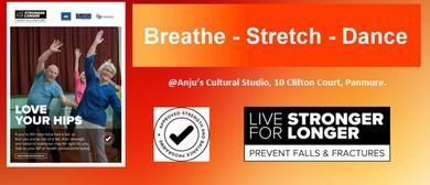 Breathe Stretch Dance