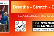 Image for event: Breathe Stretch Dance