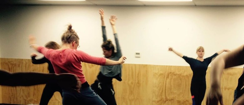 Adult Beginner Contemporary Dance