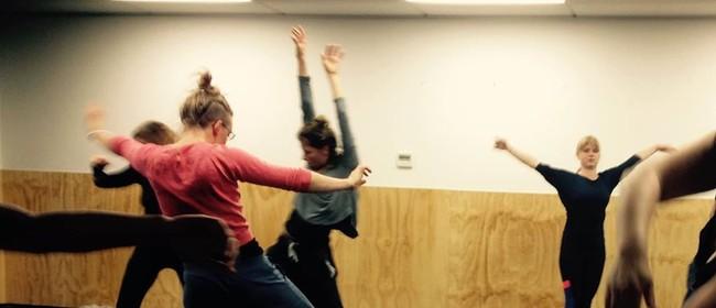 Adult Beginner Contemporary Dance