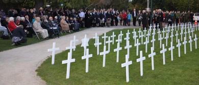 Rotorua Field of Remembrance