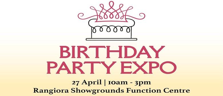 Children's Birthday Party Expo