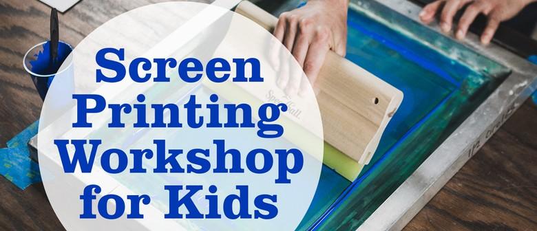 Screen-printing Workshop