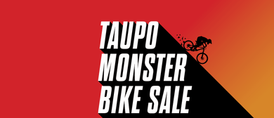 Taupō Monster Bike Sale