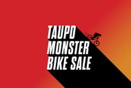 Image for event: Taupō Monster Bike Sale