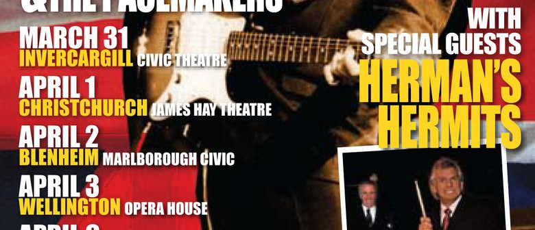 Gerry & The Pacemakers and Herman's Hermits