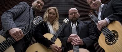 Arts On Tour NZ: NZ Guitar Quartet